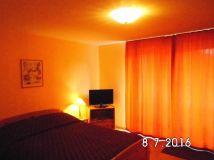 Apartment 3 mit Gartenblick